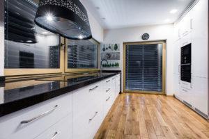 Przepiękna kuchnia w stylu minimalistycznym