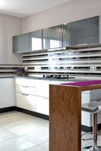 Piękne i użyteczne meble w kuchni