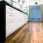 Mnogość szuflad zpewnością ułatwi pomieszczenie wszystkich użytecznych gadżetów kuchennych